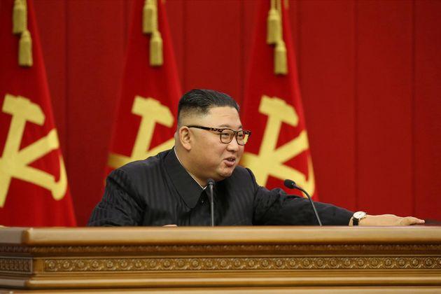 El líder de Corea del Norte, Kim Jong