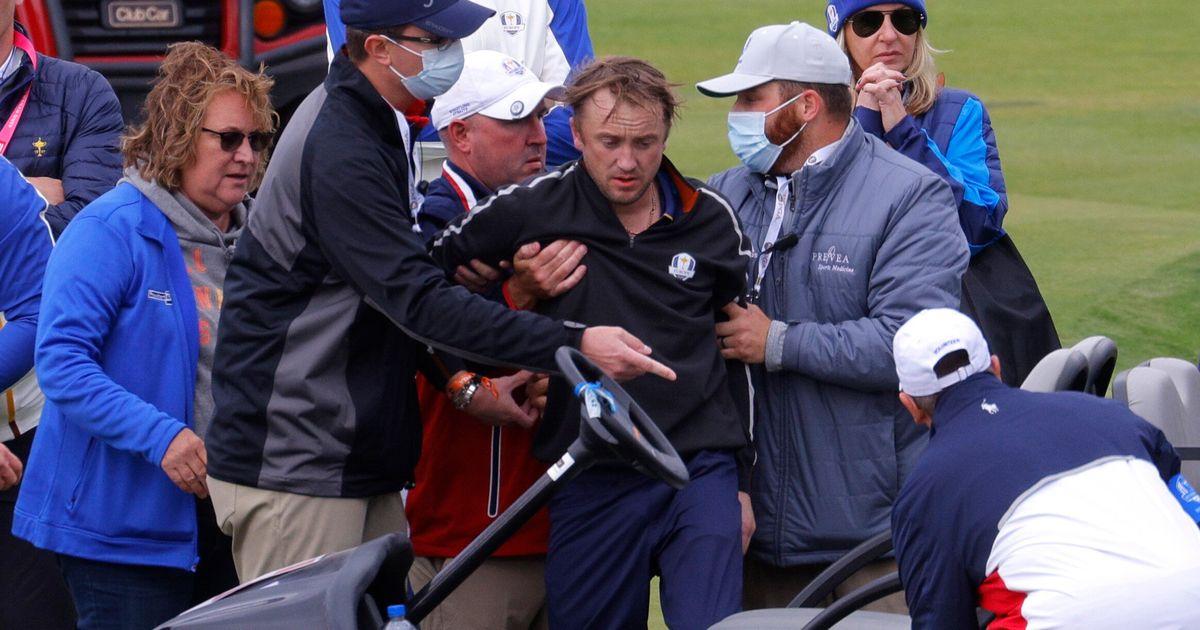 Tom Felton, Draco Malfoy dans Harry Potter, évacué lors d'un tournoi de golf
