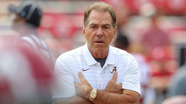 Nick Saban Mocks Reporters With Snide Question In Press Conference.jpg