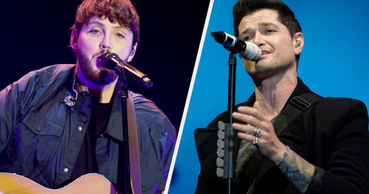 James Arthur Labels The Script 'Greedy, Egomaniac Vultures' After Settling Copyright Lawsuit With Irish Band
