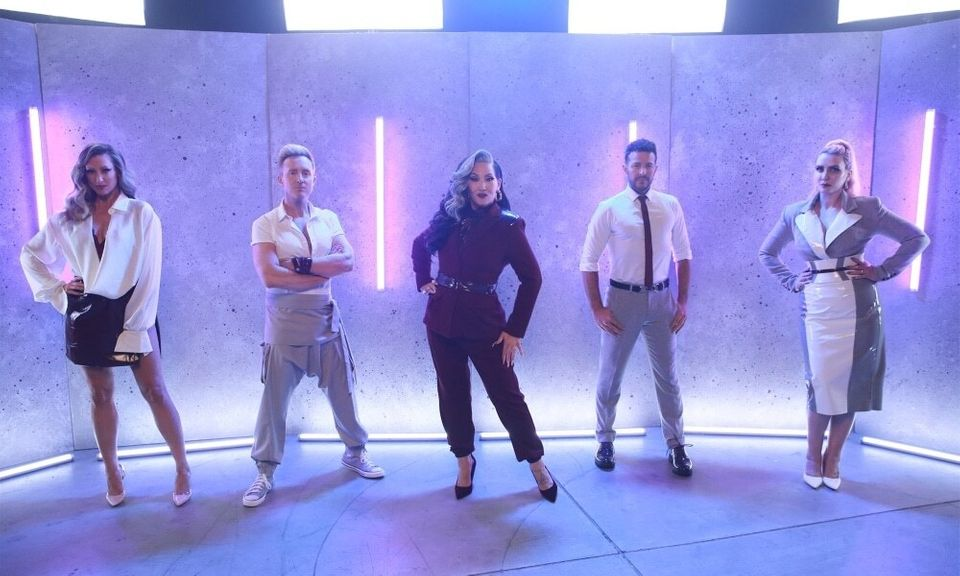 Steps teamed up with Michelle Visage for their single Heartbreak In This