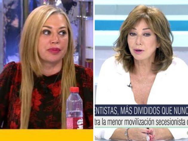 Belén Esteban habla de Ana Rosa