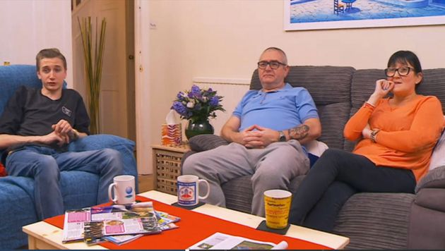 The Manuels on Gogglebox in