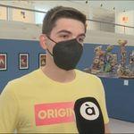 Un joven madrileño deja sin palabras a la televisión pública valenciana en solo 9