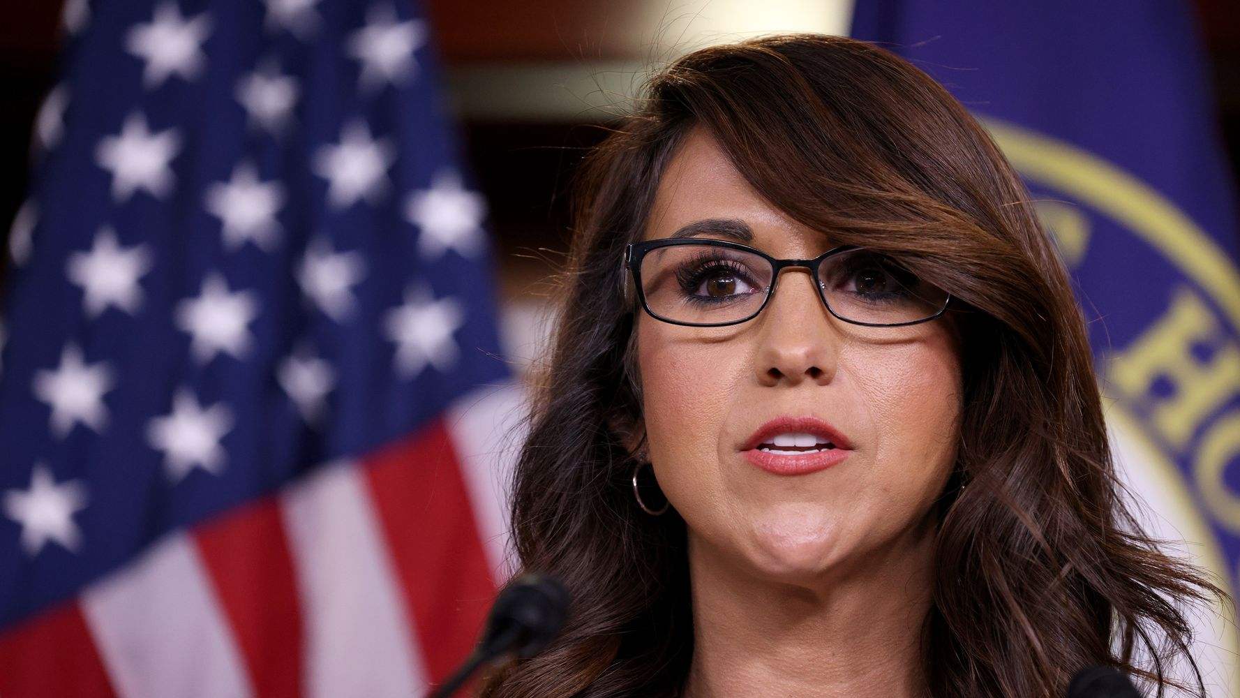 Lauren Boebert Calls For Joe Biden's 'Imeachment'