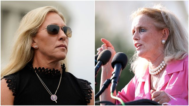 Reps. Marjorie Taylor Greene And Debbie Dingell Have Capitol Steps Shouting Match.jpg