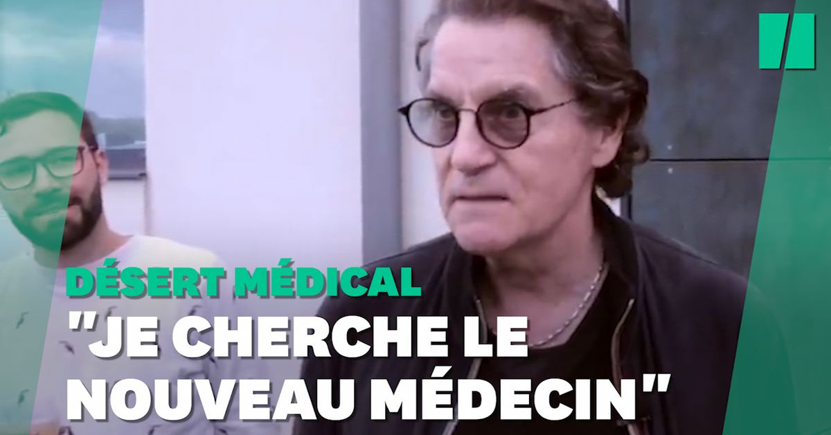 Francis Cabrel appelle à l'aide pour trouver un médecin pour sa commune