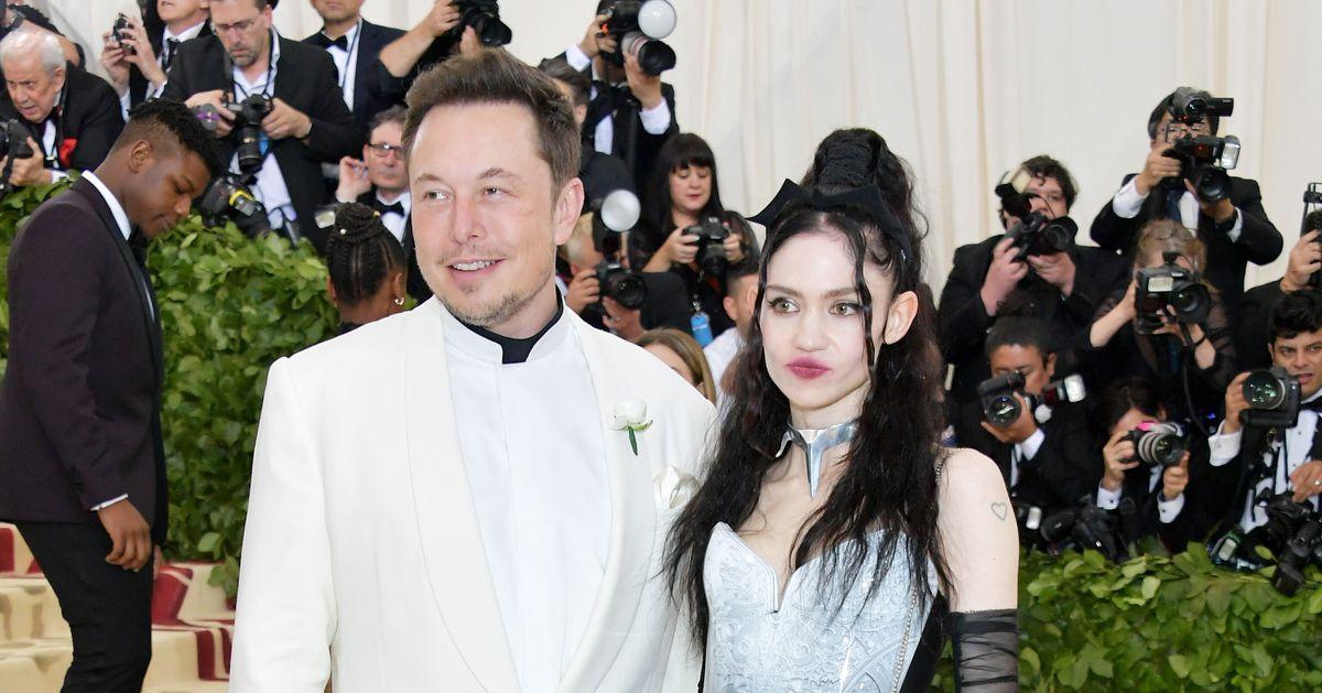"""Elon Musk annonce sa """"semi-séparation"""" avec Grimes"""