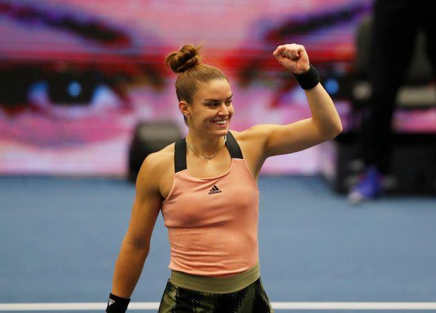 Η Μαρία Σάκκαρη προκρίθηκε στον τελικό του Ostrava