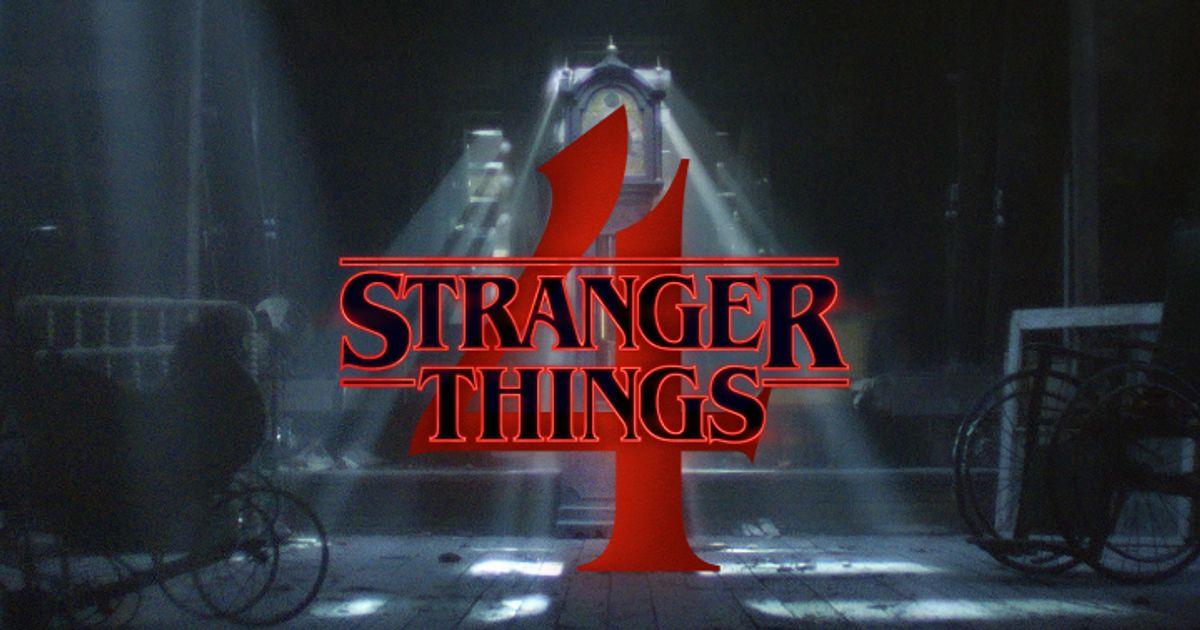 """La nouvelle bande-annonce glaçante de """"Strangers Things"""" saison 4"""