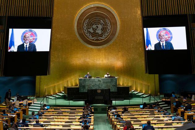 Haití rasca a Estados Unidos y denuncia las impactantes imágenes de migrantes en ...