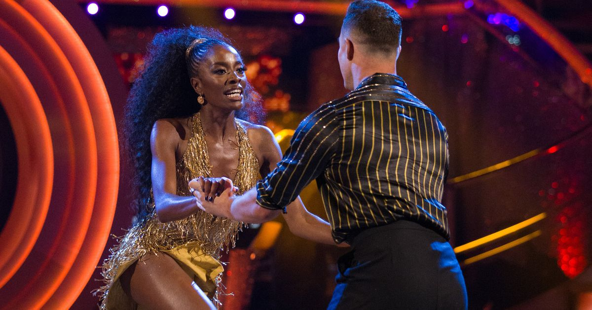 These Are The Celebs Who Came Out On Top When Strictly Made Its Spectacular Return