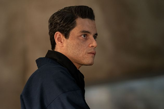 Rami Malek in No Time To