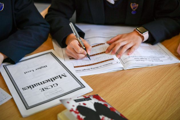 The government is expected to return to a full GCSE exam system next