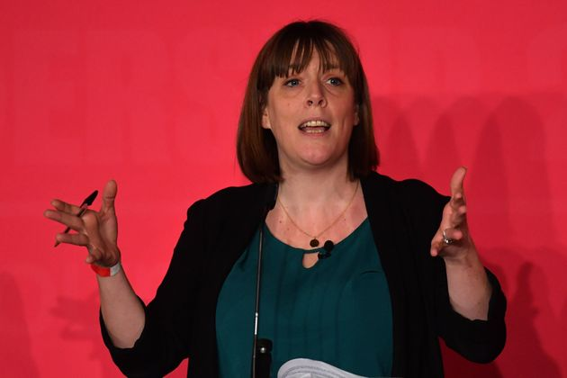 Jess Phillips made the comments during a fringe meeting at Labour's annual party conference in
