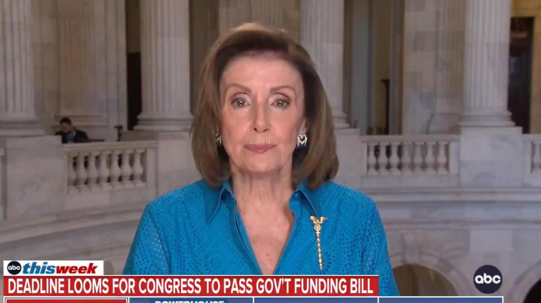 Nancy Pelosi Says Vote May Be Delayed On $1 Trillion Infrastructure Bill