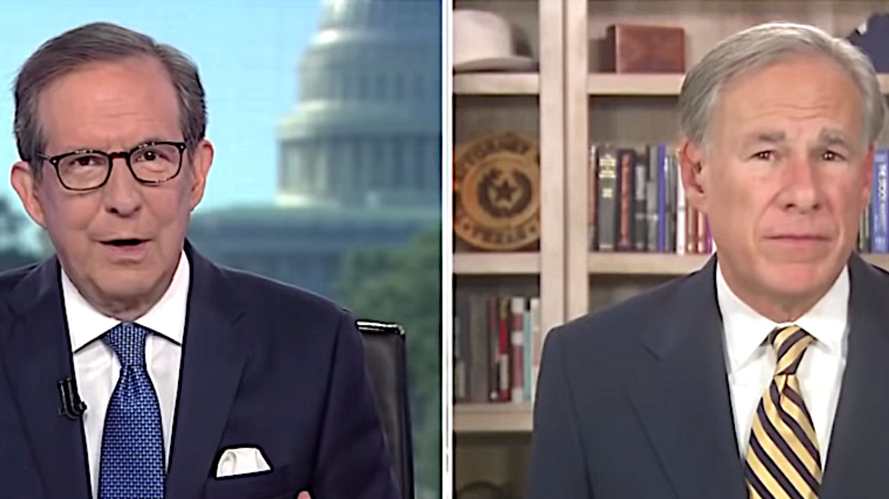 Texas Gov. Won't Budge On Abortion Exceptions As Chris Wallace Grills Him On 15,000 Rapes