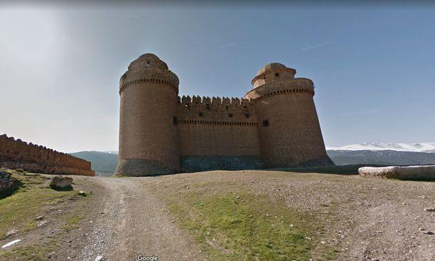 El castillo de La Calahorra, en
