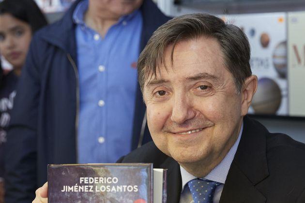 El periodista Federico Jiménez