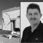 Ιάκωβος Τζαγκαράκης: Ο οικοδόμος που σκοτώθηκε από τον σεισμό στην