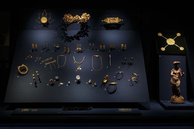 «Κάλλος, η Υπέρτατη Ομορφιά» στο Μουσείο Κυκλαδικής Τέχνης: 300 αρχαιότητες από 52