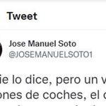 José Manuel Soto revoluciona Twitter con una discutida frase sobre el volcán de La