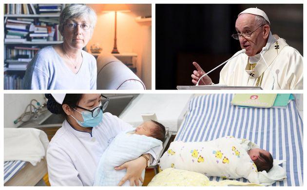 Lucetta Scaraffia, Papa Francesco e le nuove regole sull'aborto in