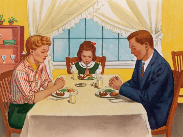 """The family dinner norm comes from middle class culture, said Laura Bellows, an associate professor in the division of nutritional science at Cornell University. """"Families seek that 'three-legged stool' of timing, food and togetherness, but, especially for low-income families, that can be harder to achieve,"""" she said."""