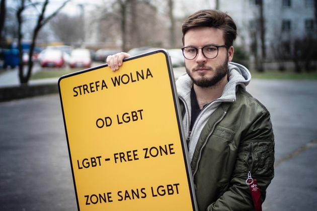 Trois régions polonaises renoncent à être des zones