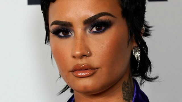 Demi Lovato Says UFO Sighting Was 'A Beautiful And Incredible Experience'.jpg