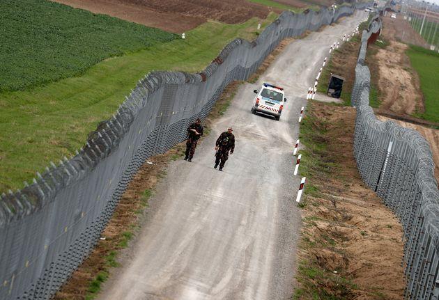 Περιπολία στα σύνορα