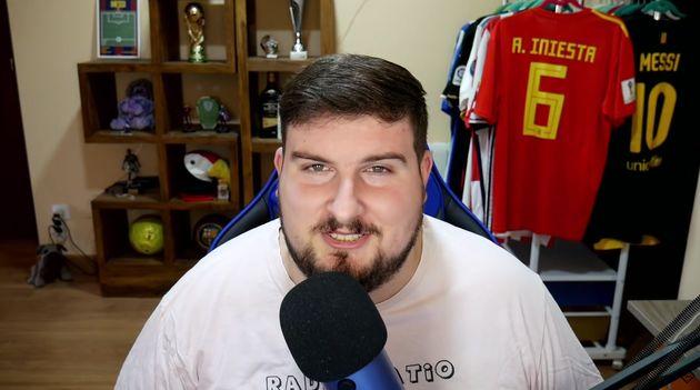 El 'youtuber' José