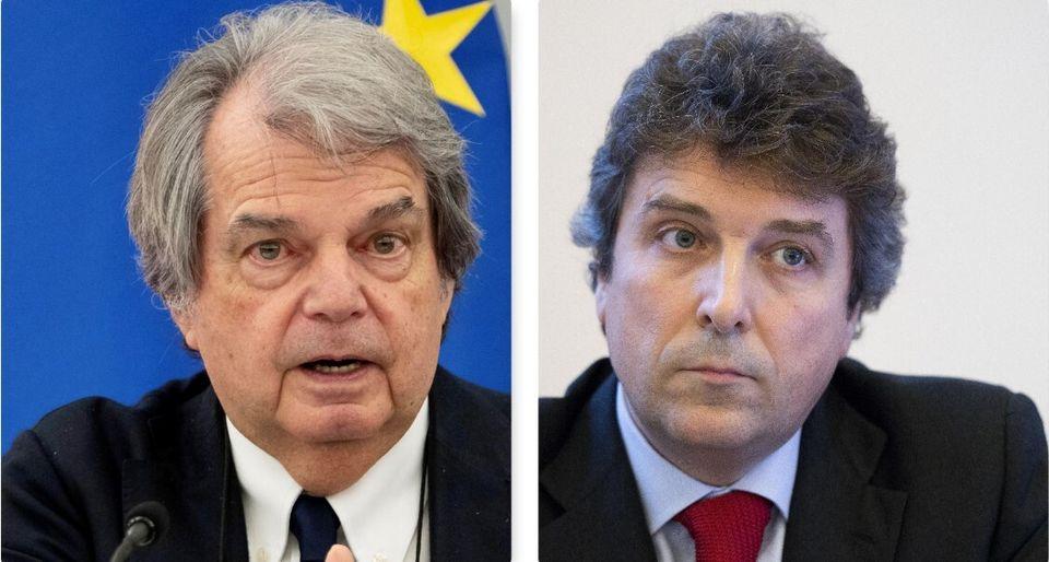 Renato Brunetta e Michele