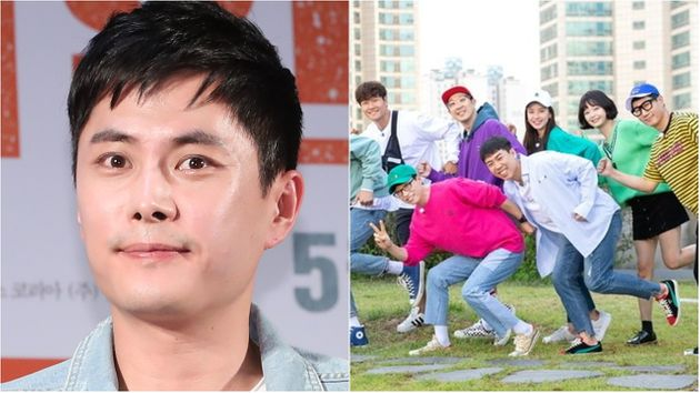 가수 이기찬/SBS '런닝맨' 출연진 단체
