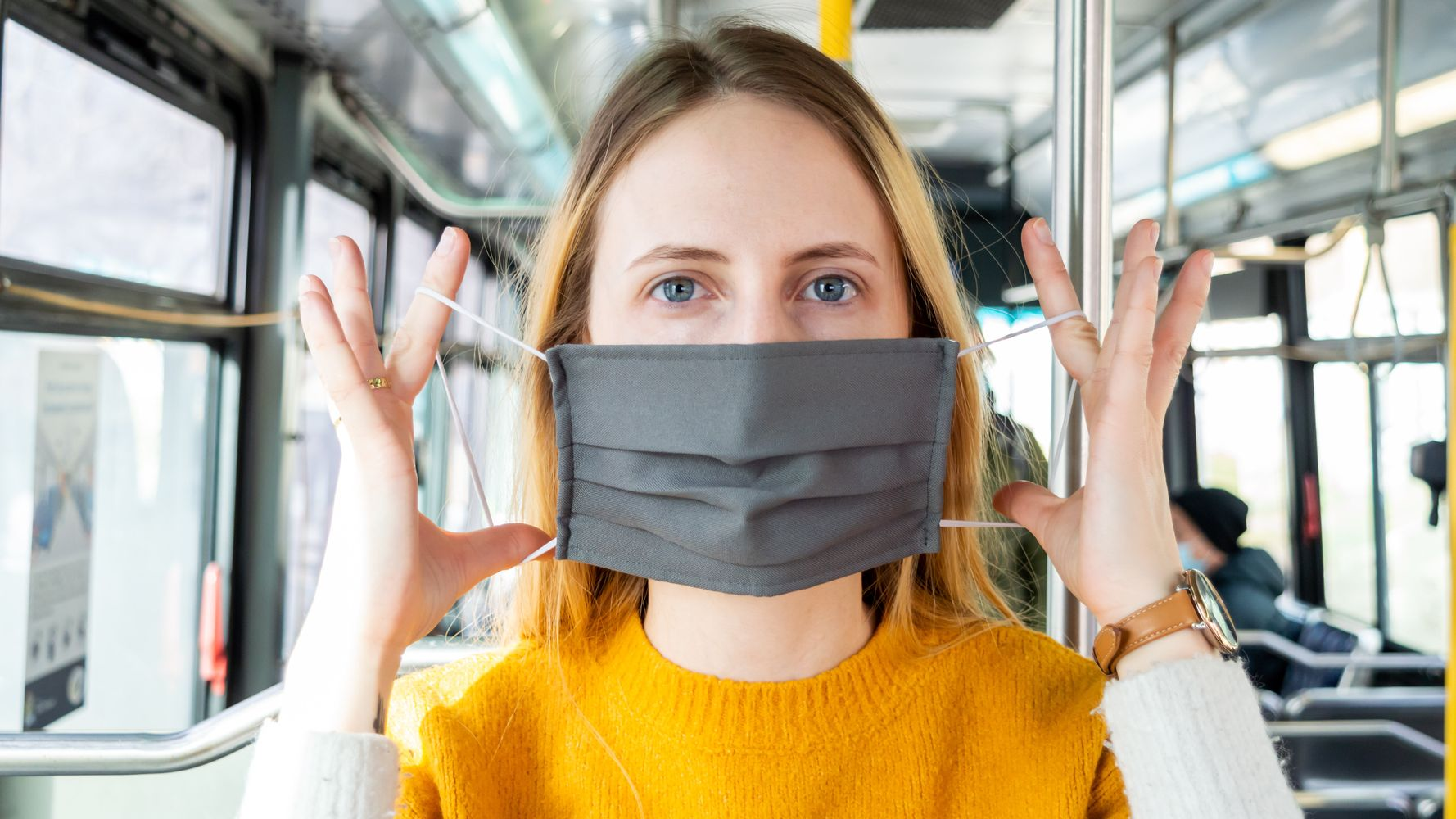 Yes, Wearing A Face Mask Still Reduces Your Own Covid Risk