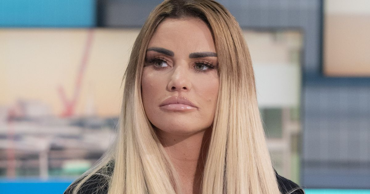 Katie Price Rushed To Hospital After Crashing Car In Alleged Drink-Driving Incident
