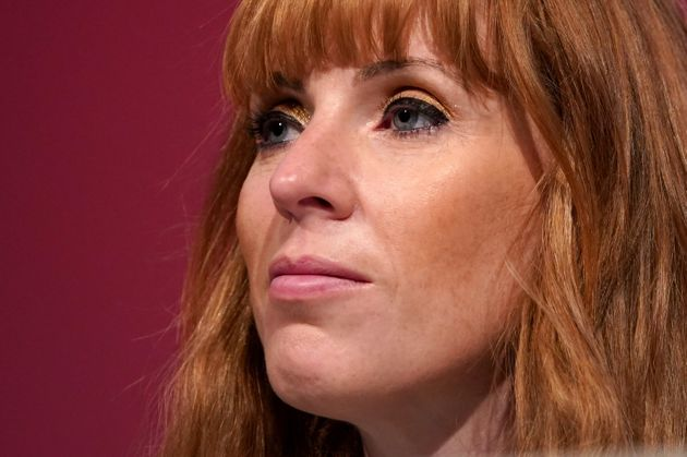 Angela Rayner paid tribute to the LGBT+ community, saying they had 'loved and cared' for her when she...