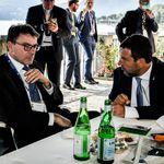 Salvini, Giorgetti e il déjà vu del