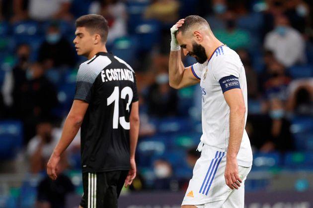 El Madrid, tocado en