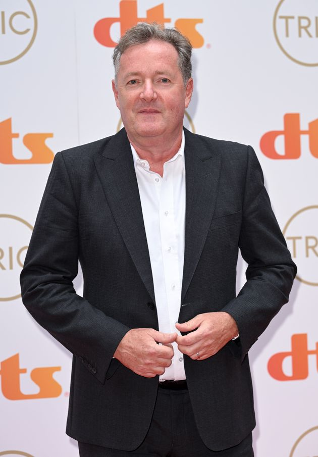Piers Morgan stepped down from Good Morning Britain in March after a media