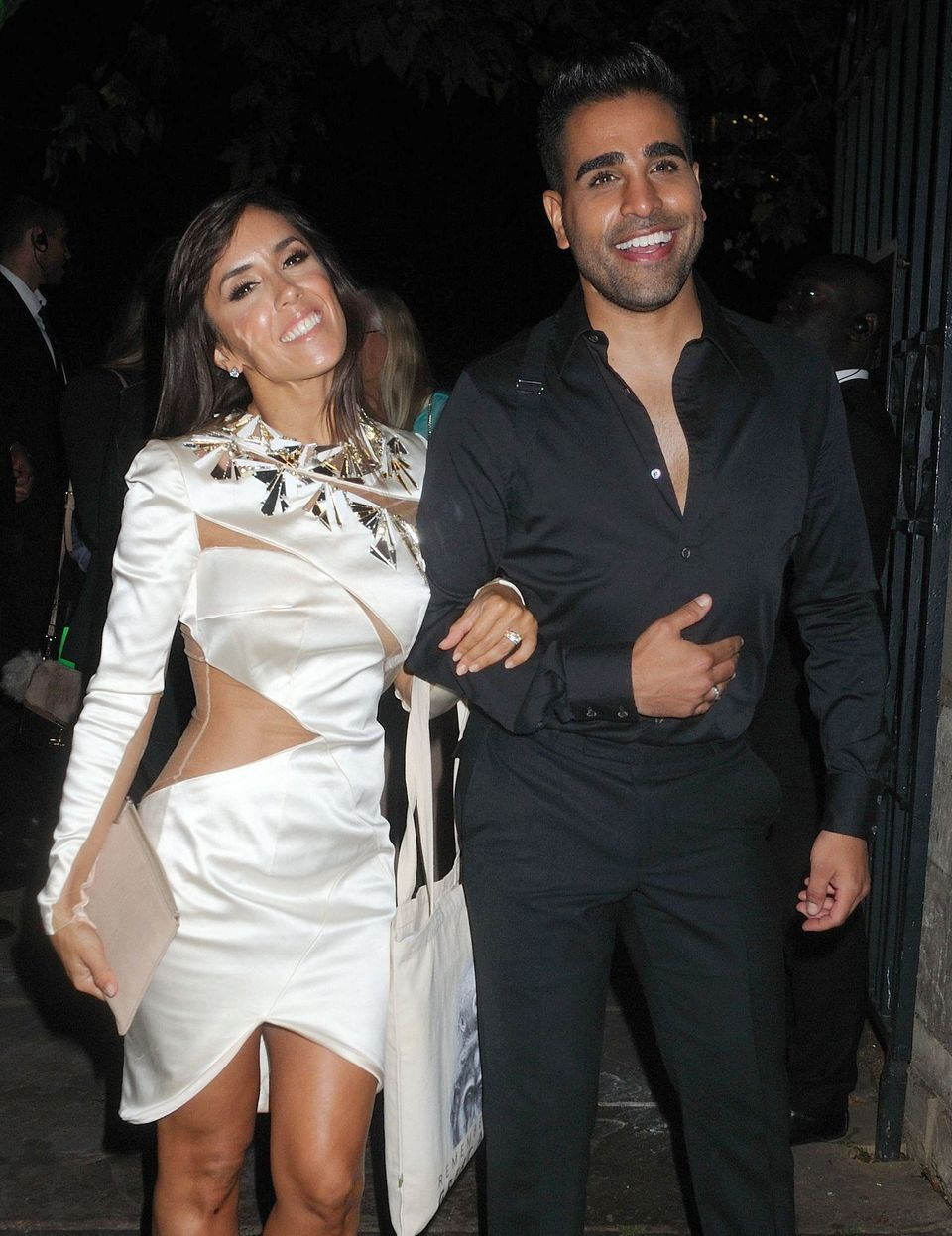 Ranj has remained close friends with Janette since the show