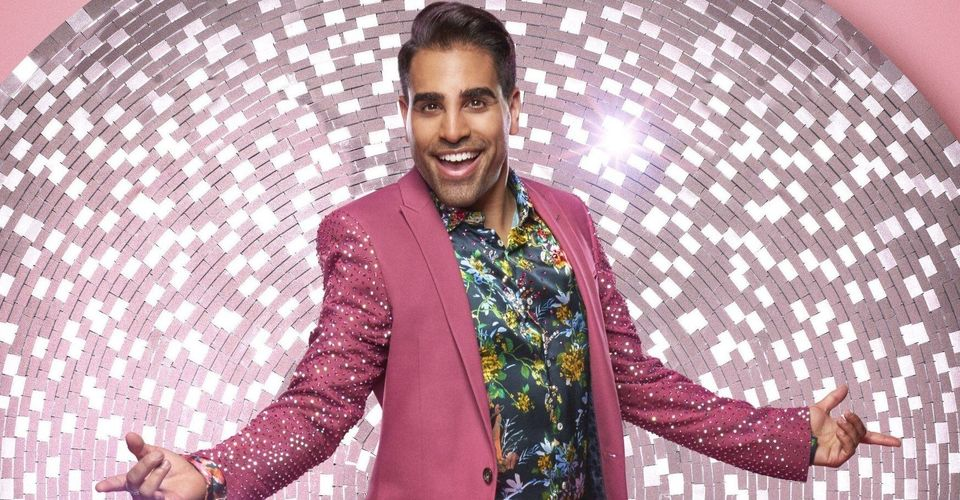Dr Ranj in his Strictly