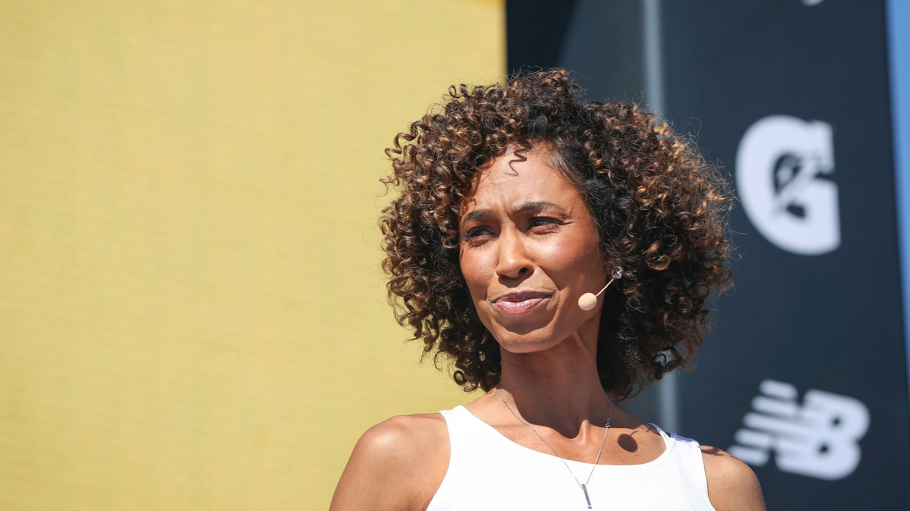 ESPN Anchor Sage Steele Calls Vaccine Mandate 'Sick' And 'Scary'