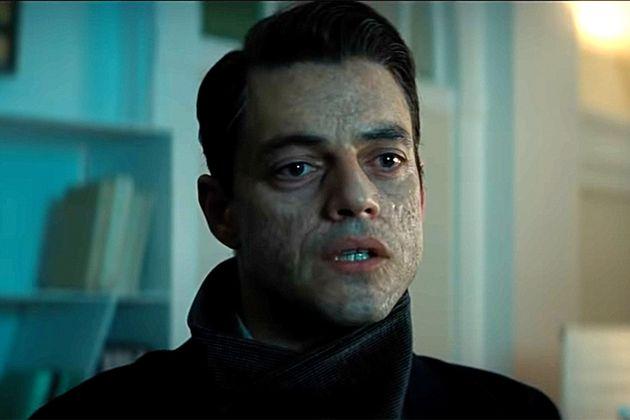 Rami Malek as villain Safin in No Time To Die