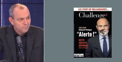 Laurent Berger, secrétaire général de la CFDT après la proposition d'Edouard Philippe sur la retraite à 67 ans
