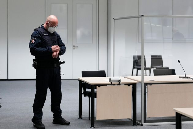 96-Year-Old Accused Nazi Concentration Camp Secretary 'On The Run'
