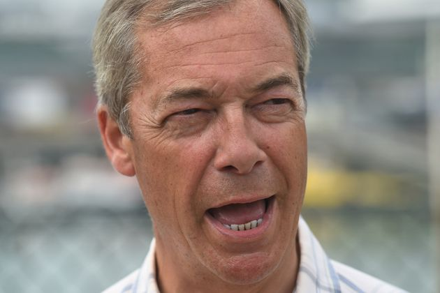 Nigel Farage has been credited with leading the Brexit campaign years before it fell into the