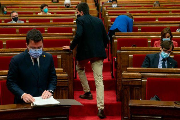 Das Parlament hat während der allgemeinen Orientierungsaussprache dies
