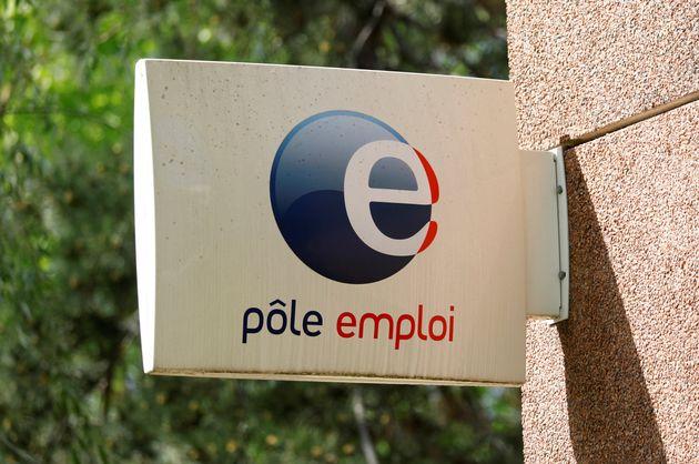 Ici une agence Pôle emploi de Créteil, le 27 avril 2020. REUTERS/Charles Platiau