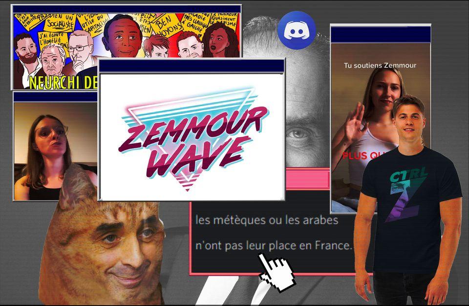 Les dessous nauséabonds du militantisme pro-Zemmour sur le web